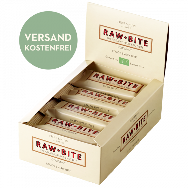 RAWBITE Coconut Box